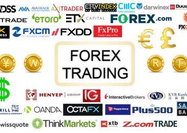 Top 10 sàn Forex tốt và uy tín nhất thế giới cho Trader Việt nam 2021